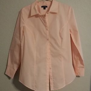 GEORGE office/ work dress shirt- size M